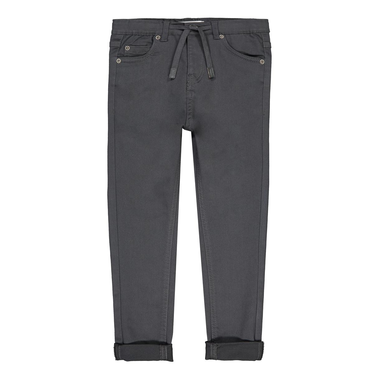 Брюки La Redoute Узкие 10 лет - 138 см серый брюки la redoute 10 лет 138 см зеленый