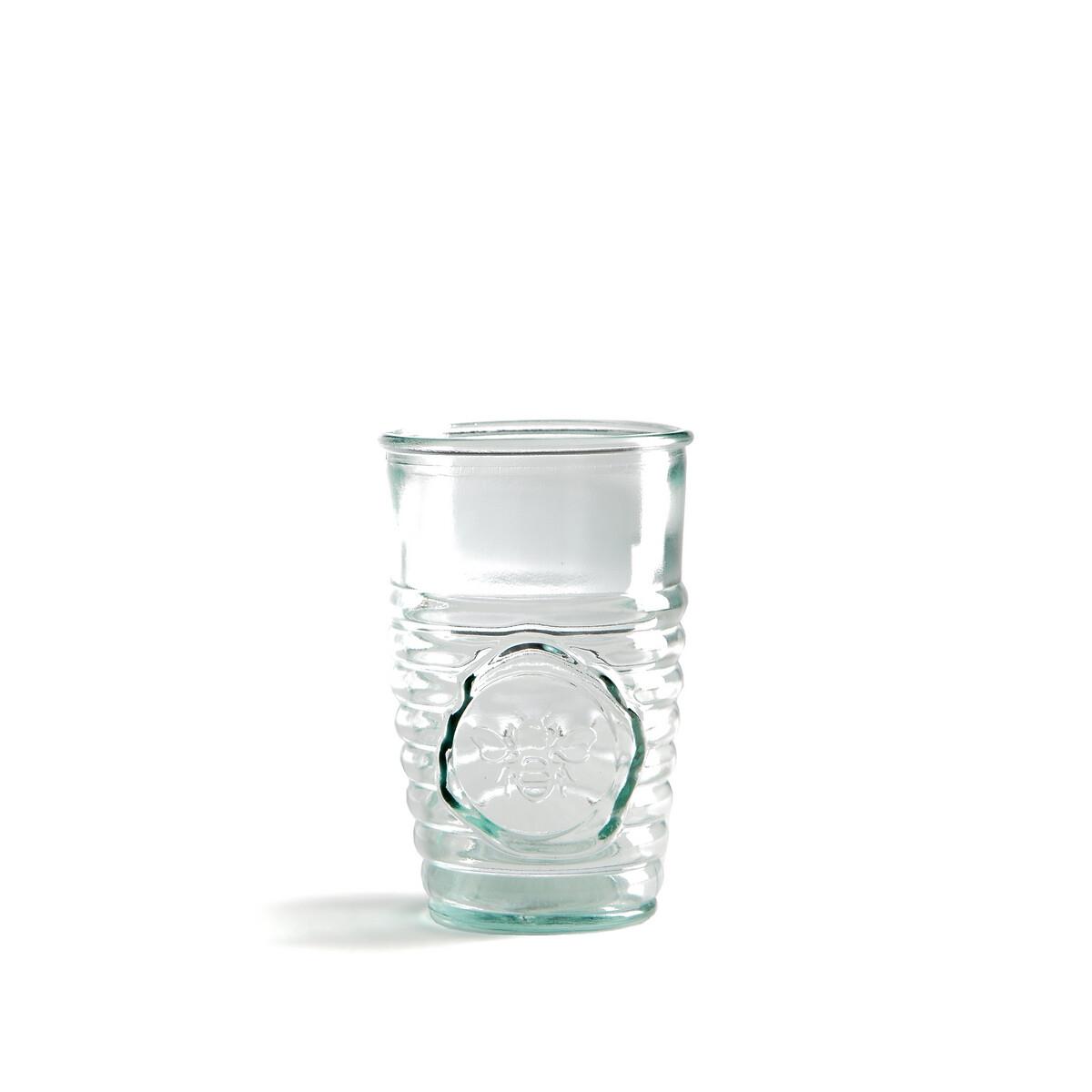Комплект из 4 стаканов с LaRedoute Декором в виде пчел Tymian единый размер другие графин laredoute из дутого стекла calebasse единый размер другие