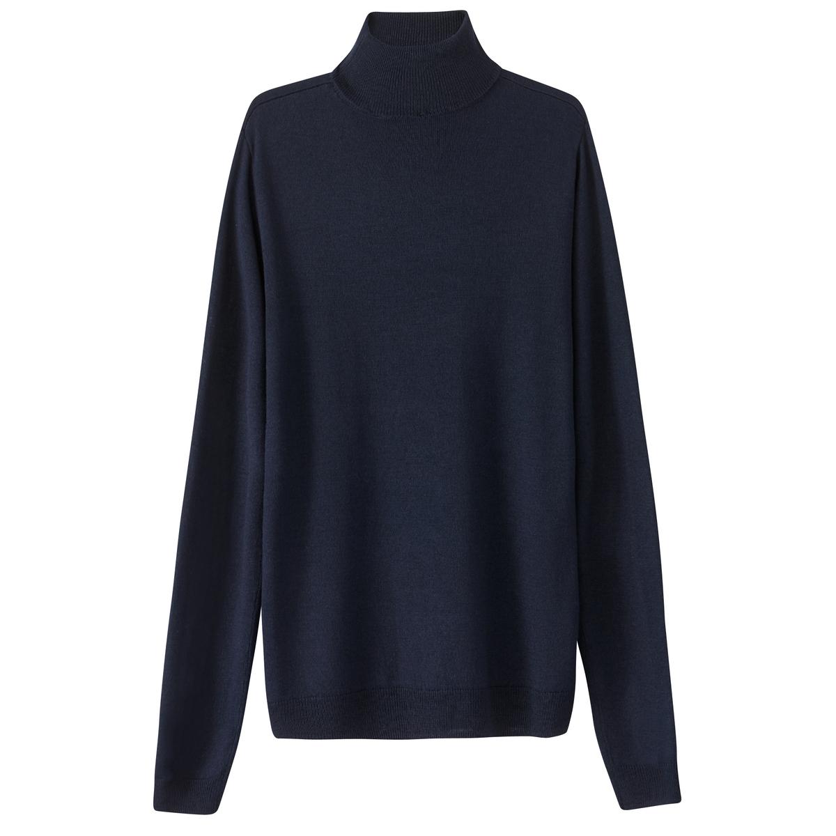 Пуловер-водолазка