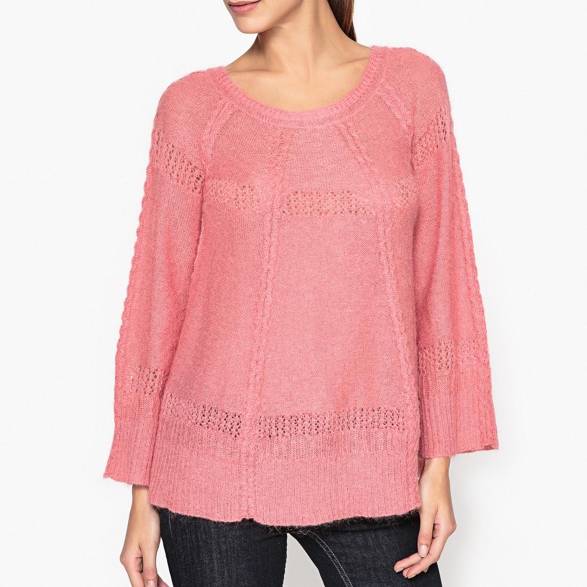 Пуловер из мохера APPOLINE