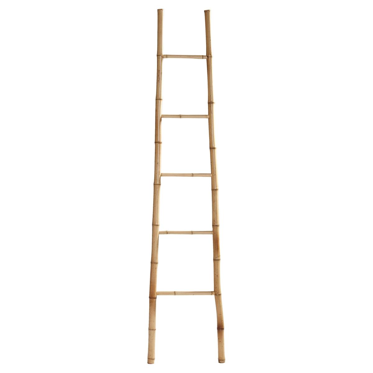 Лестница-полотенцесушитель из бамбука Along