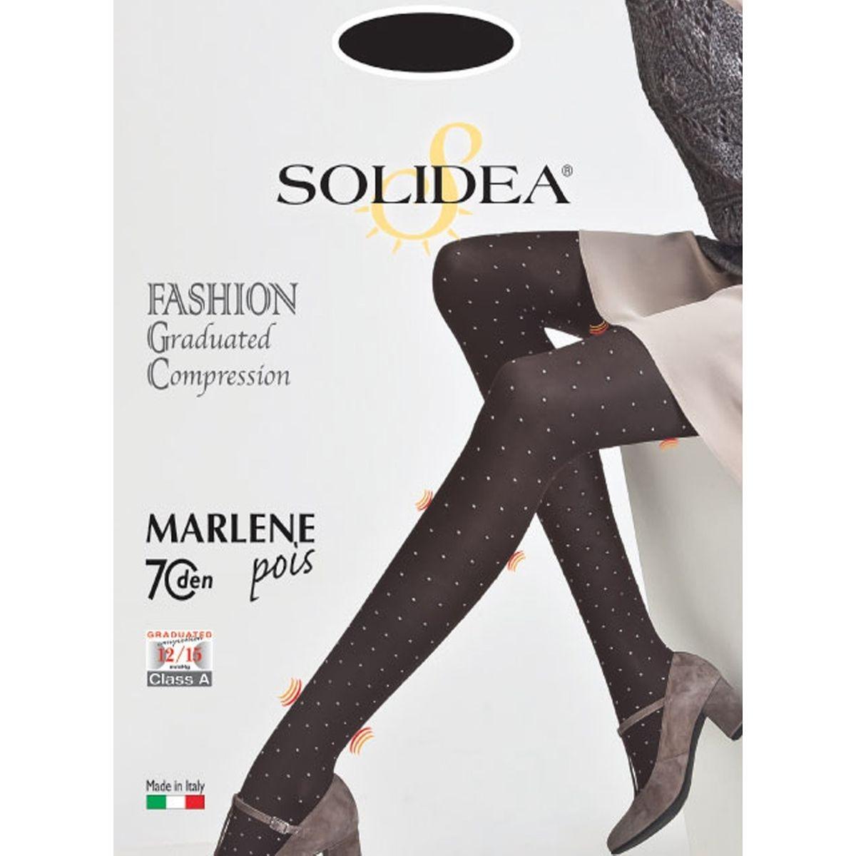 Collant de contention Solidea Marlene 70D