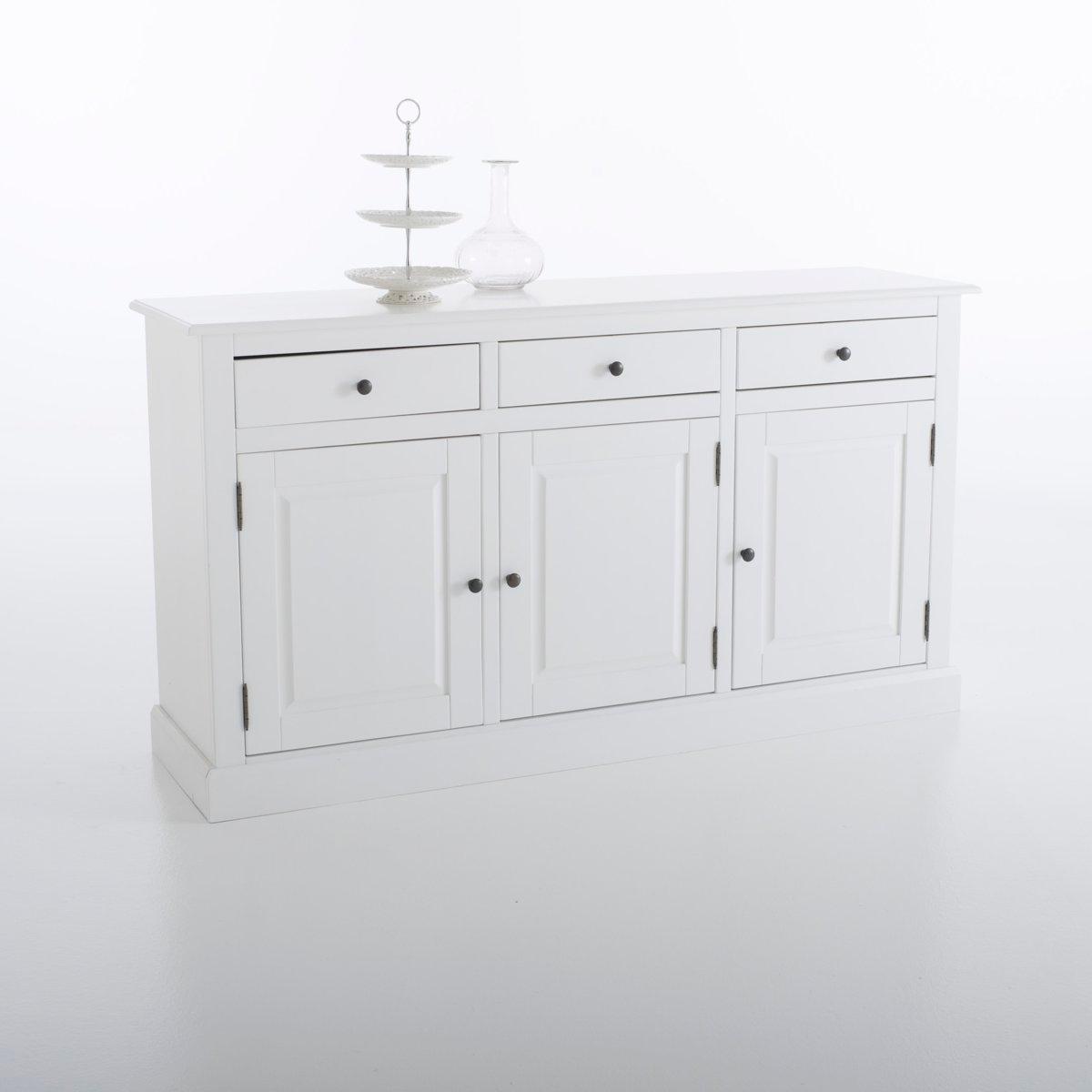 Буфет La Redoute С дверцами и ящиками Authentic Style единый размер белый m style буфет prinz