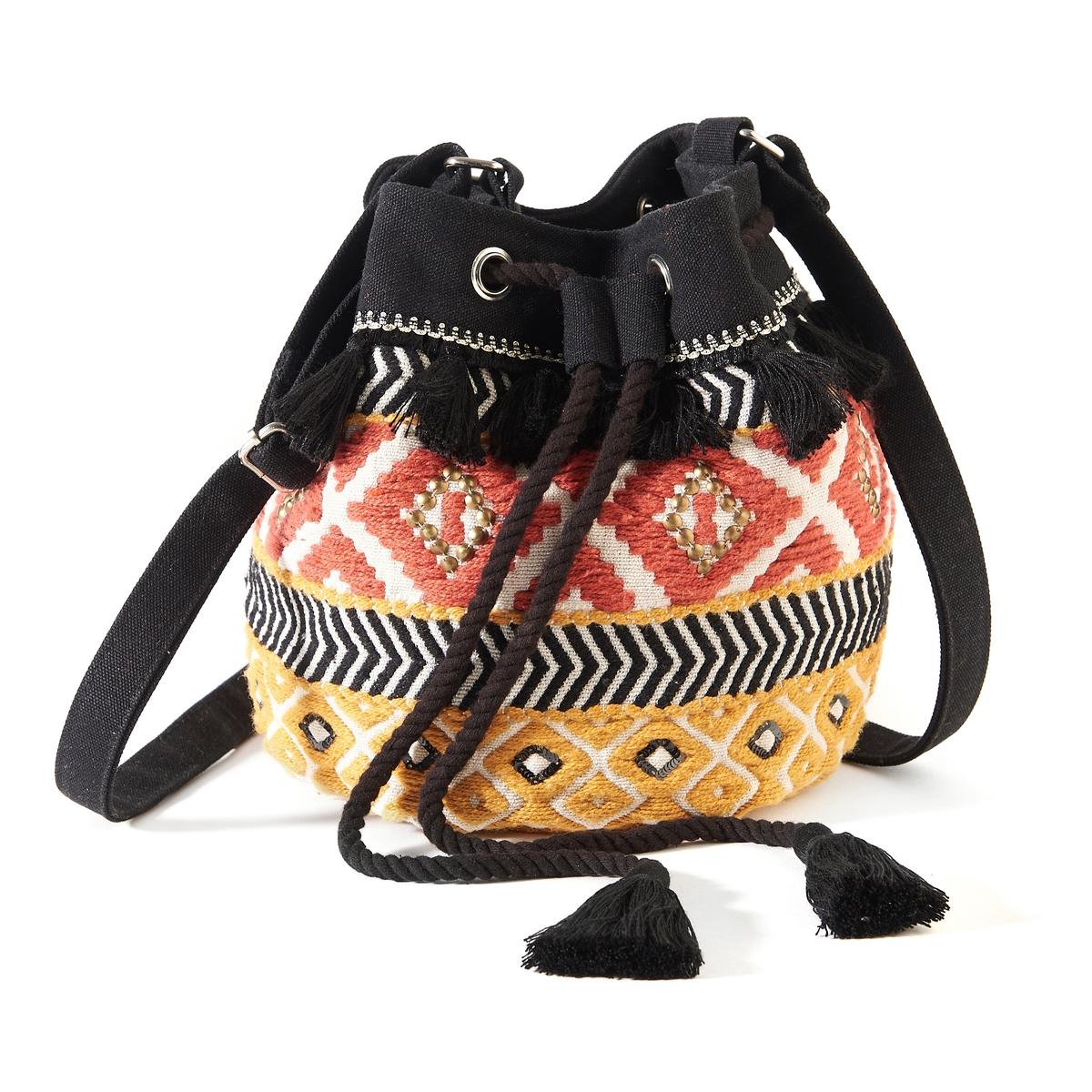 Сумка-торба в этническом стиле