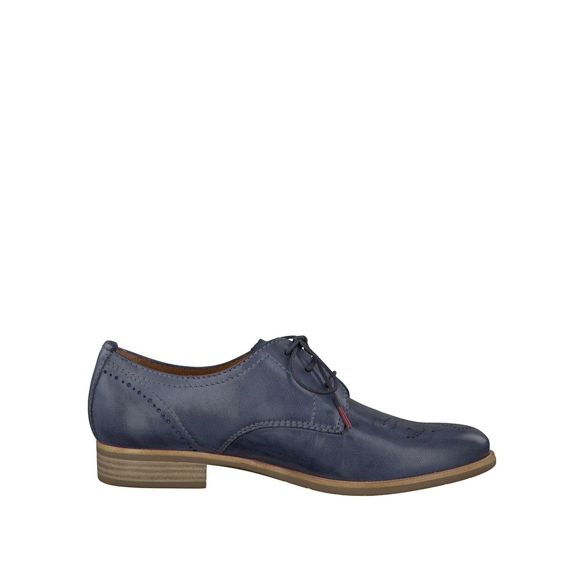 Ботинки-дерби кожаные 23206-28