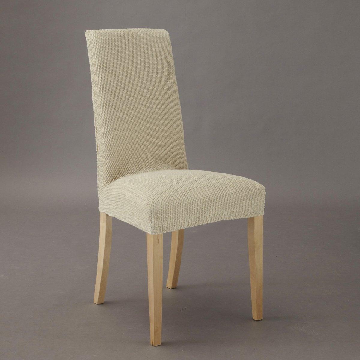 Чехол La Redoute Для стула Ахмис единый размер белый чехол для стула 128