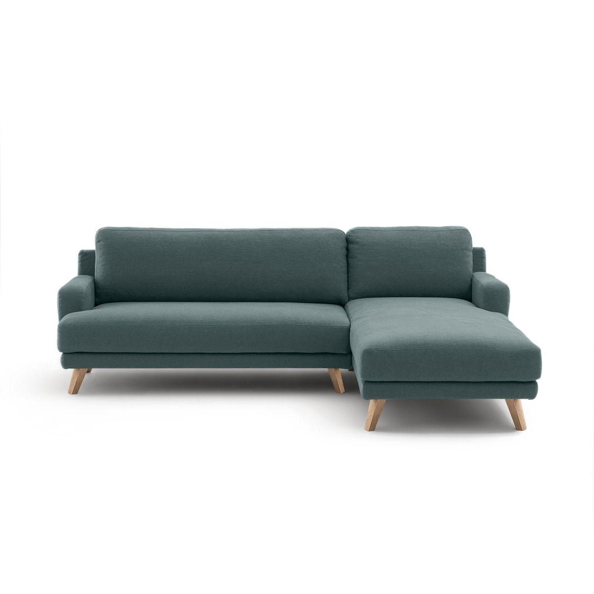 Canapé d'angle Tissu Design Confort