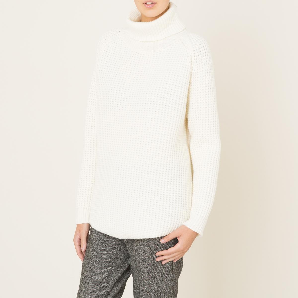 Пуловер EDDYСостав и описание Материал : 80% шерсти, 20% полиамидаМарка : MARGAUX LONNBERG<br><br>Цвет: экрю