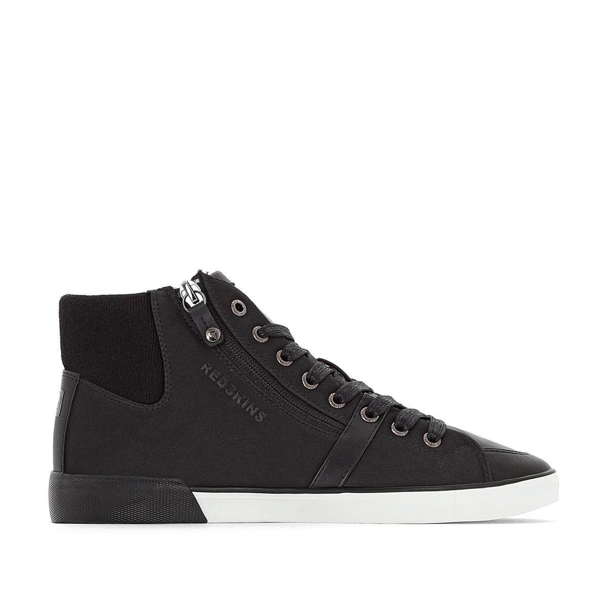 Ботинки-дезерты кожаные SADIRAN