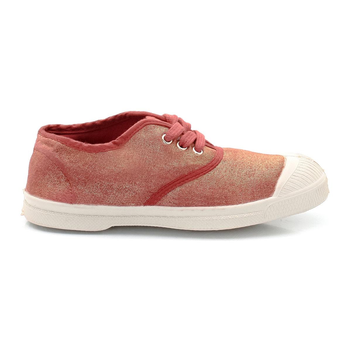 КедыЗастежка : на шнуровке<br><br>Цвет: розовый<br>Размер: 28