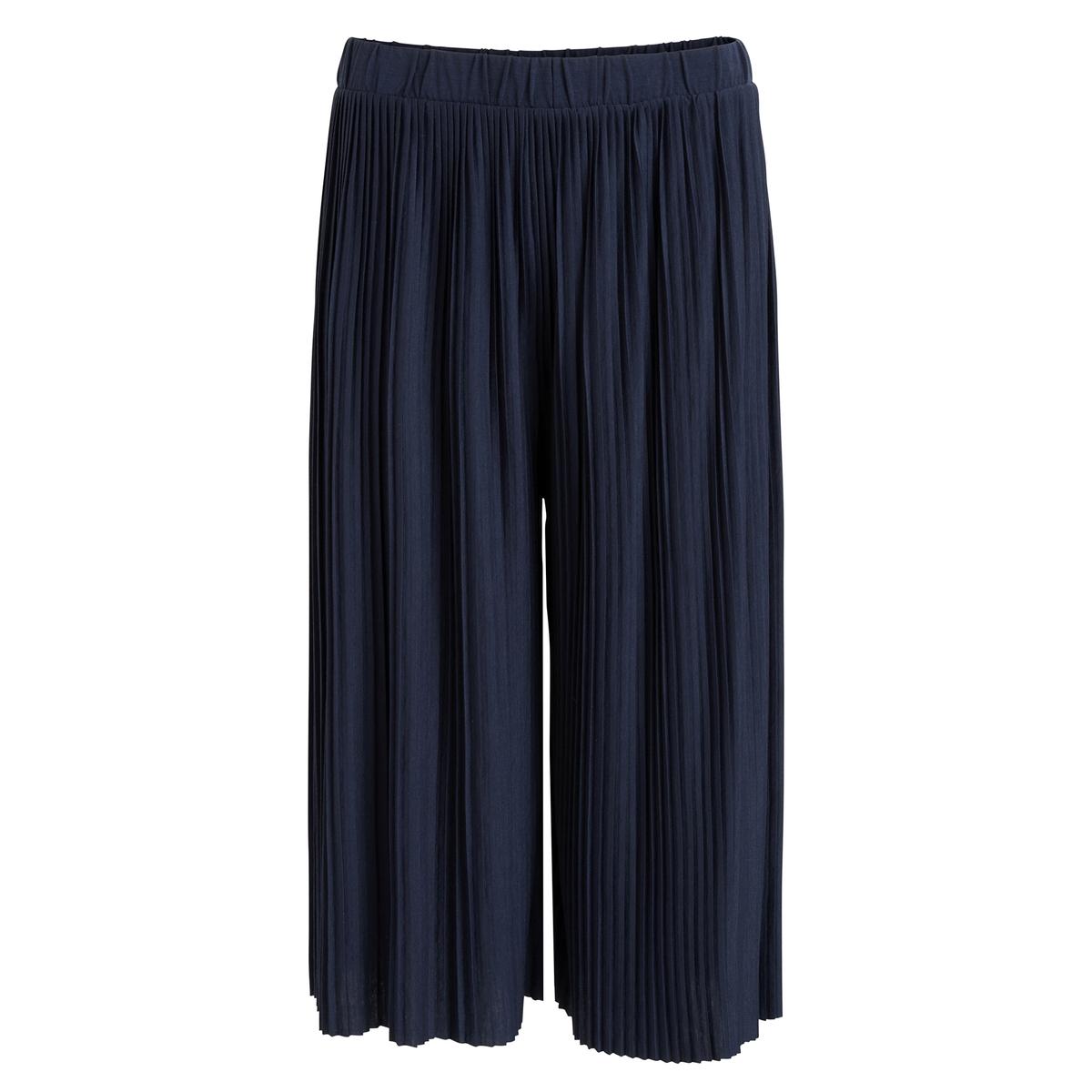 Укороченные брюки VILA