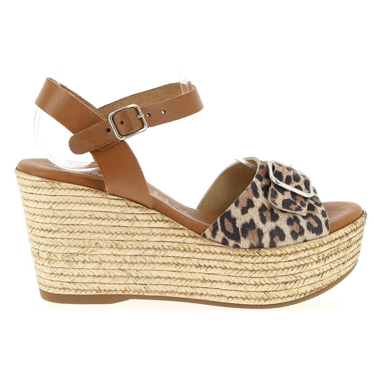 Sandales  Cuir  20729