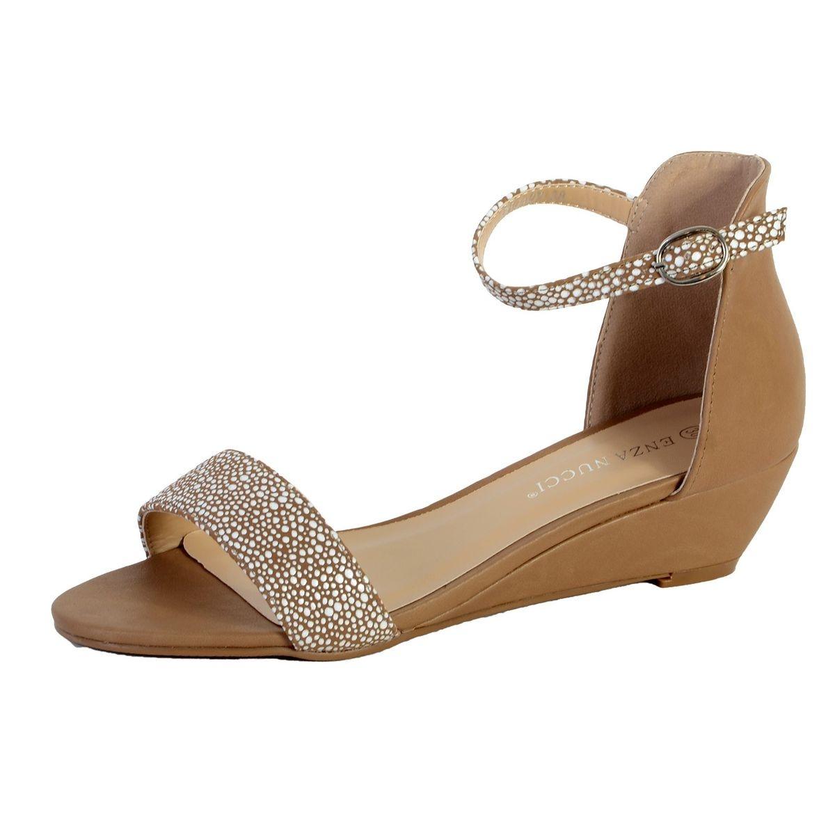 Sandales Camel
