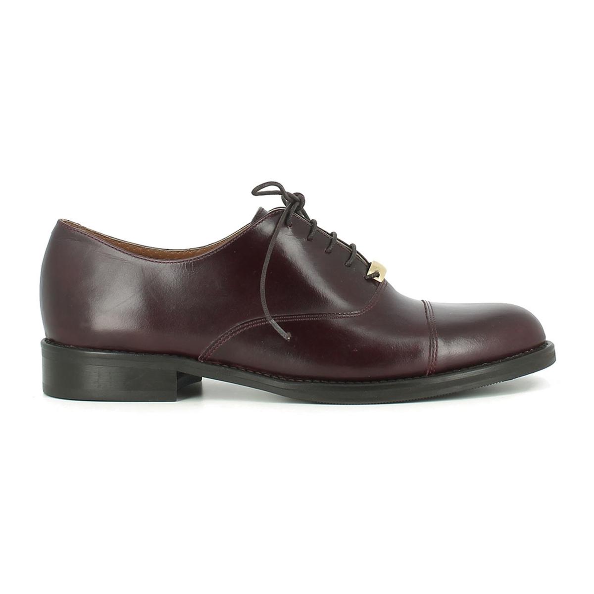 Ботинки-дерби из кожи Deegan ботинки дерби из мягкой кожи takarika