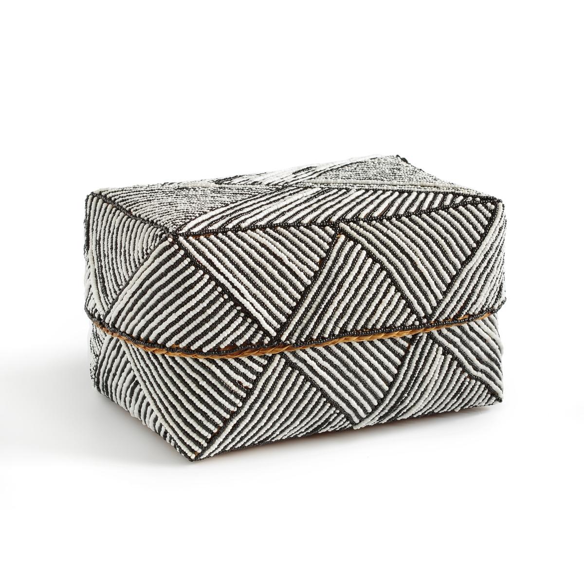 Коробка из бамбука с бисером Pemalang
