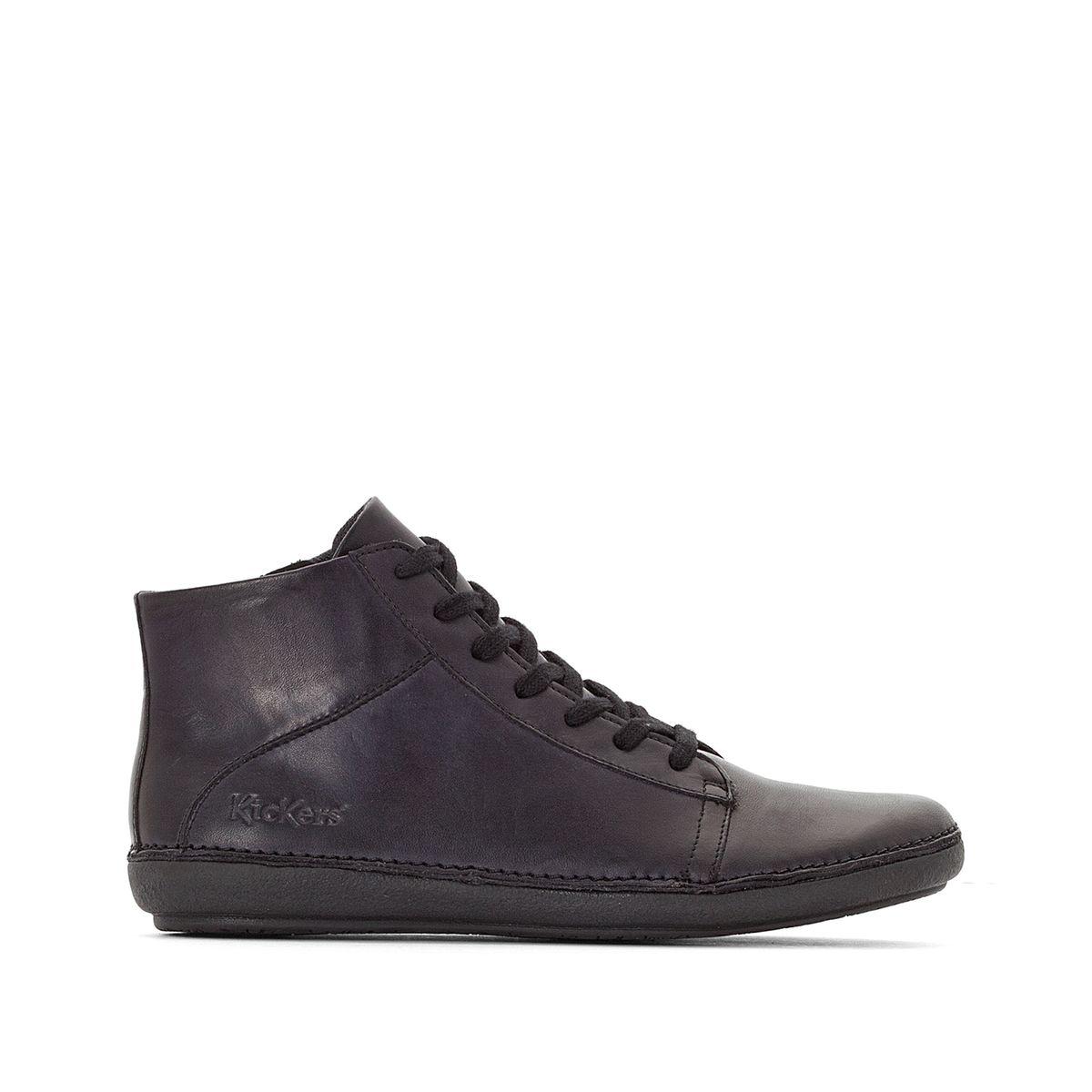 Boots cuir Fowno