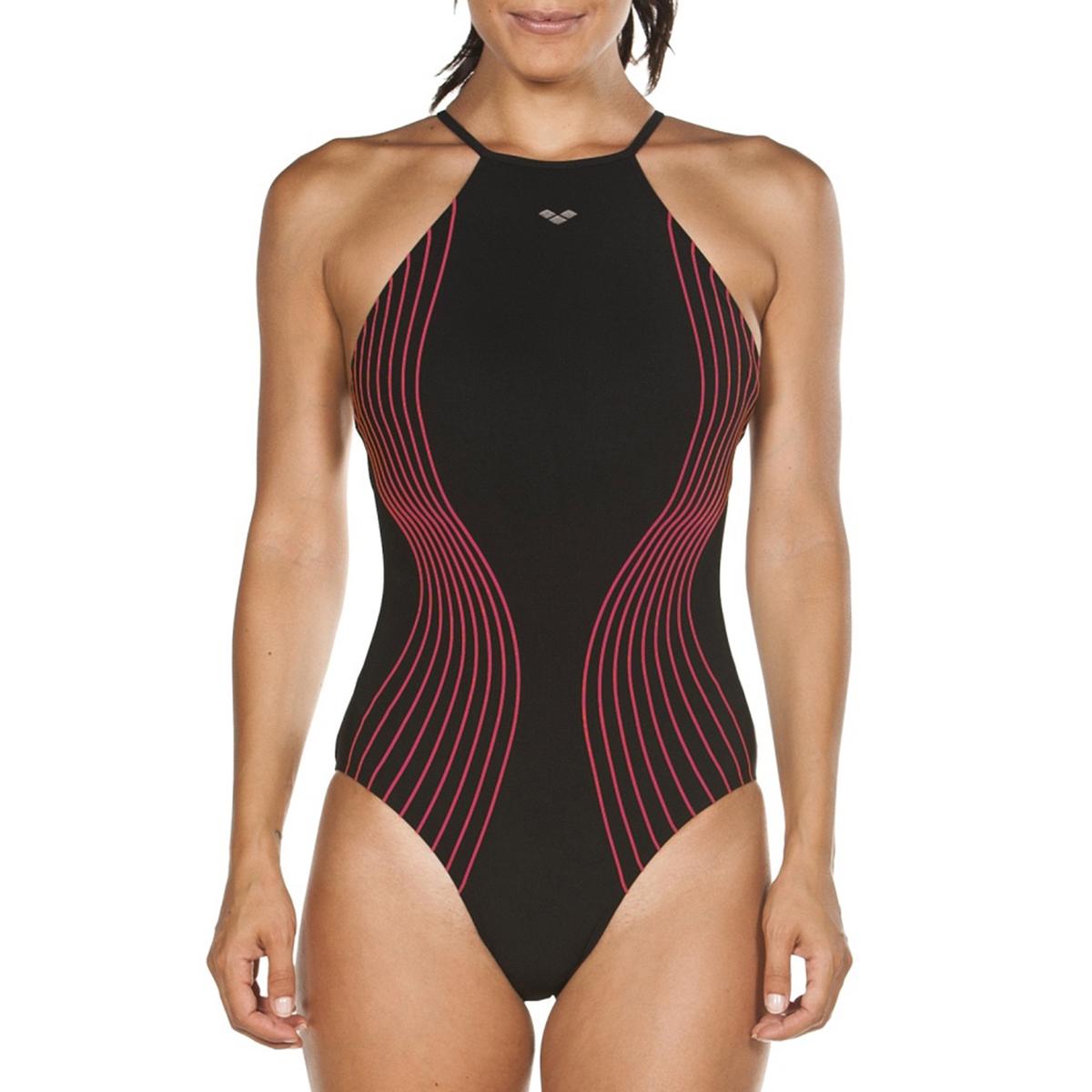 Imagen principal de producto de Bañador para piscina Aura Light Cross - Arena