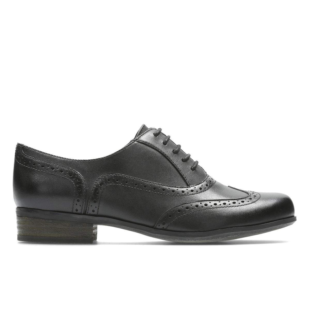 Ботинки-дерби с перфорированным мыском Hamble Oak ботинки дерби malika