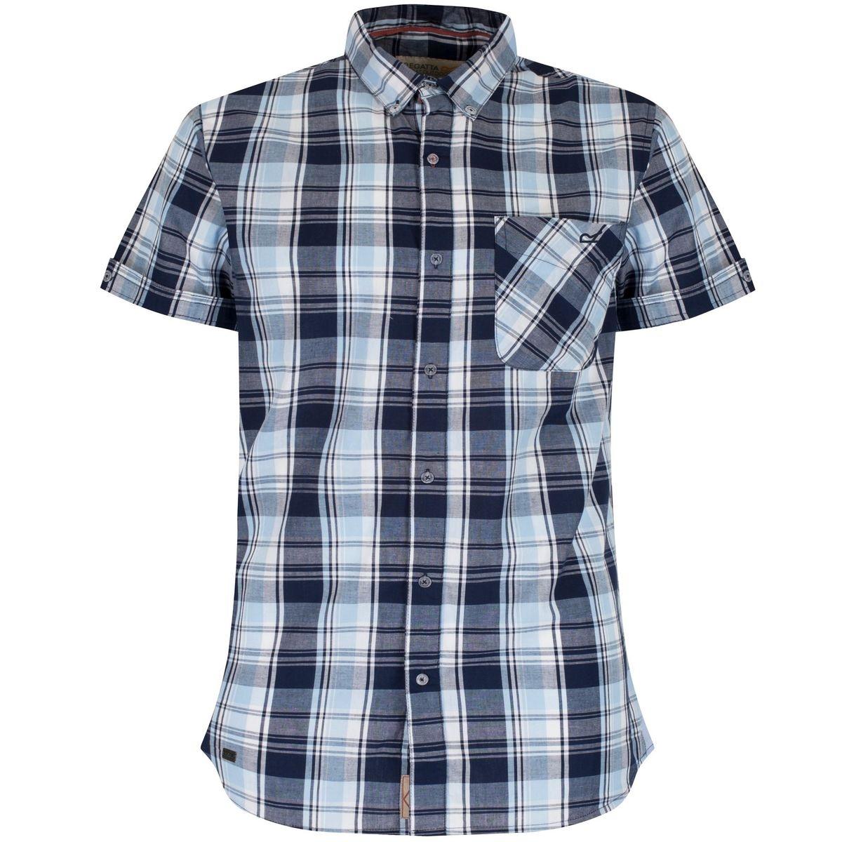 Chemise casual à manches courtes EFAN