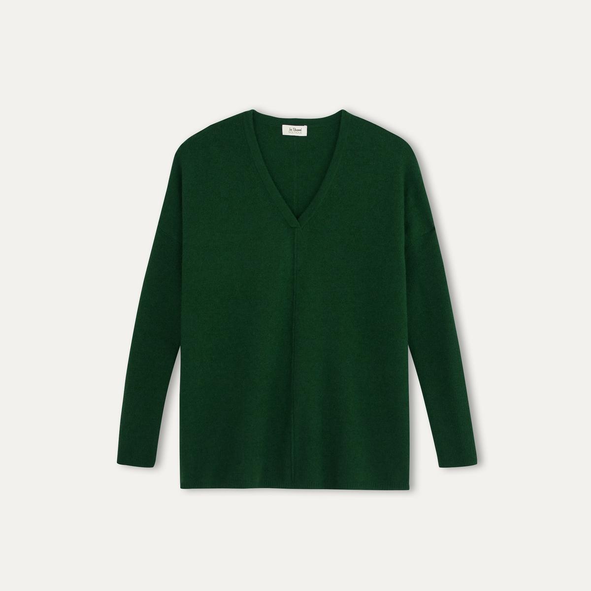 Пуловер FRED, 100% кашемир от La Redoute