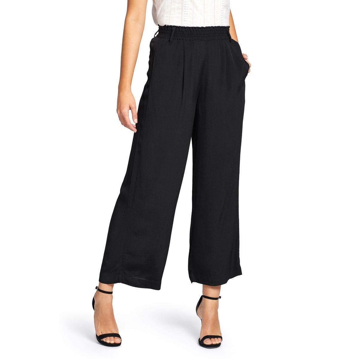 Pantalon avec taille élastique CARENE