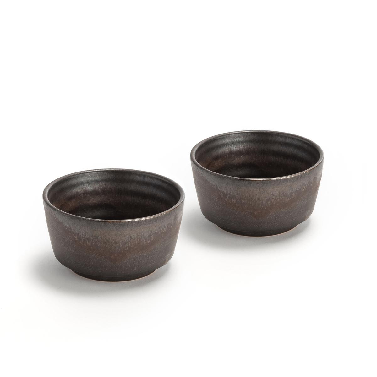 Чашки La Redoute Из глазурованной керамики см Chami единый размер каштановый кувшин la redoute из керамики sanna единый размер каштановый