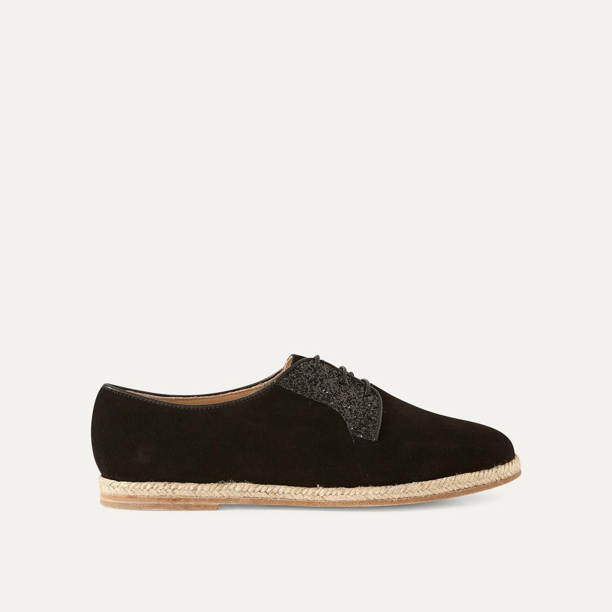 Ботинки-дерби