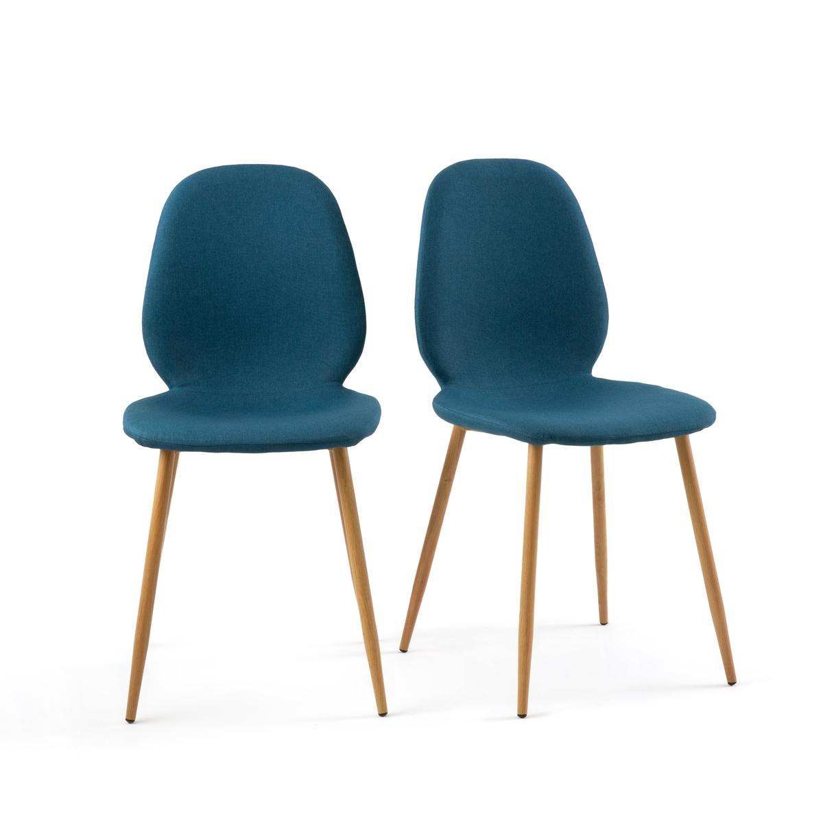 Комплект из 2 стульев Nordie La Redoute La Redoute единый размер синий комплект из высоких стульев la redoute bistro единый размер бежевый
