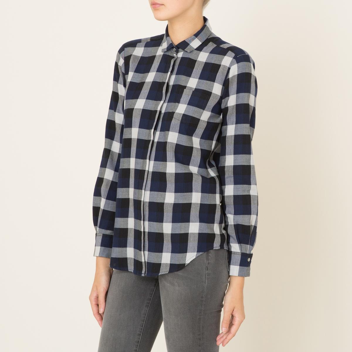 Рубашка женская CLYDE hartford рубашка hartford agcaf00801 белый