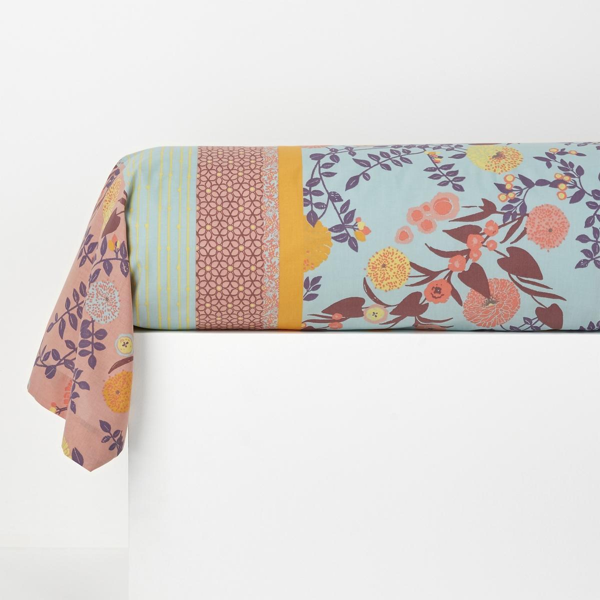 Наволочка на подушку-валик 100% хлопка, Shisendo