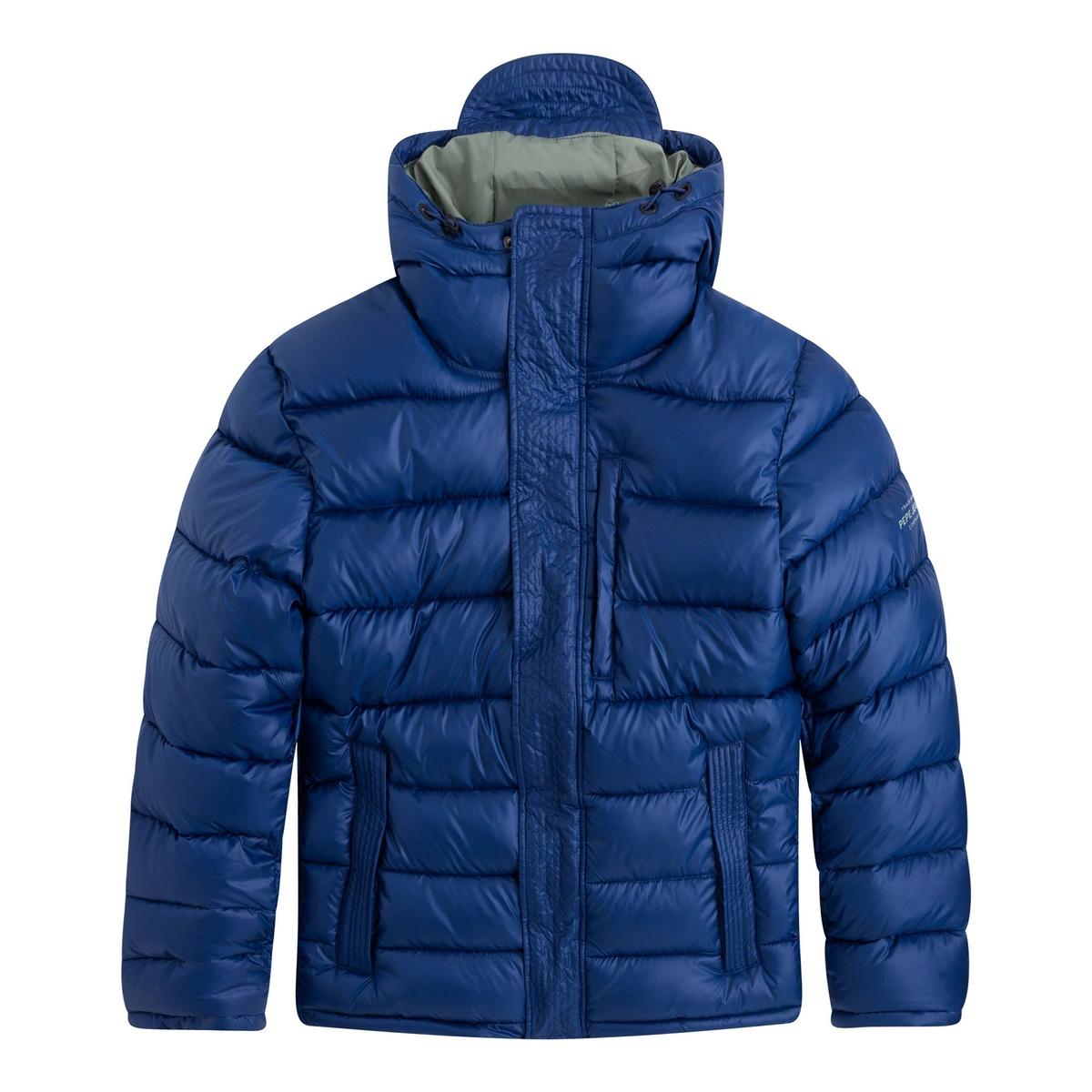 Куртка короткая с капюшоном WALLBROOKS короткая куртка artka wa10331c 2014