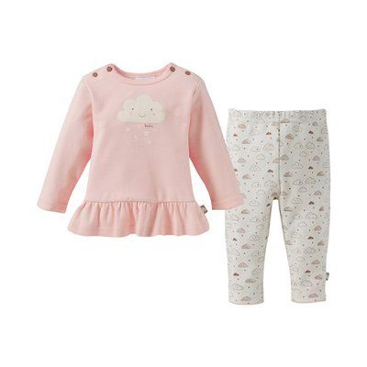 Bornino Le pyjama long pyjama bébé tenues de nuit bébé