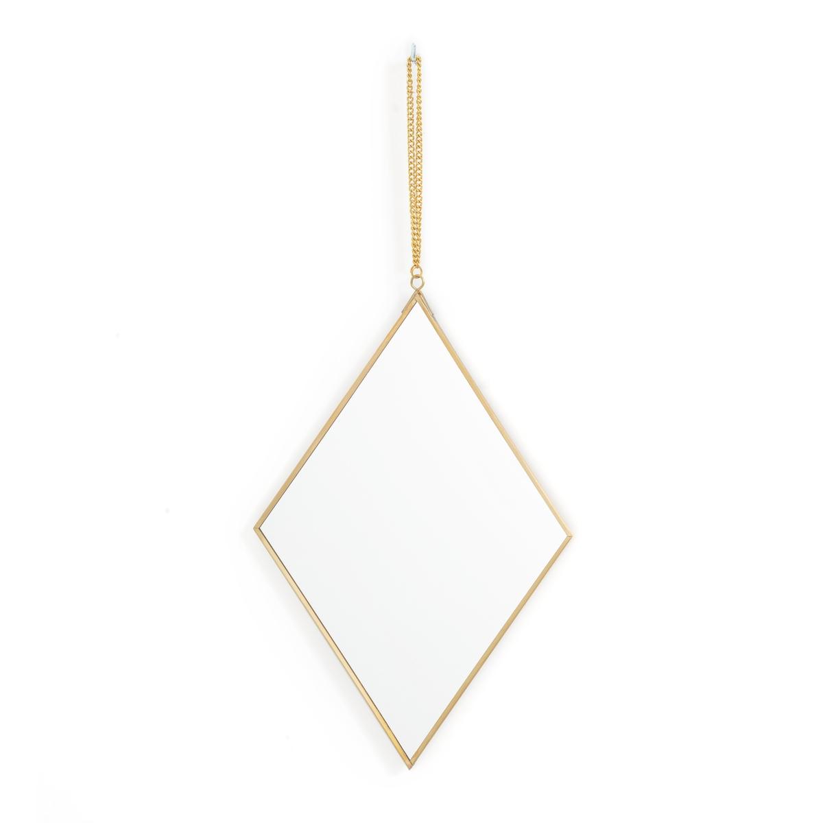 Зеркало La Redoute С двойным треугольником Uyova единый размер другие зеркало la redoute прямоугольное большой размер д x в см barbier единый размер другие