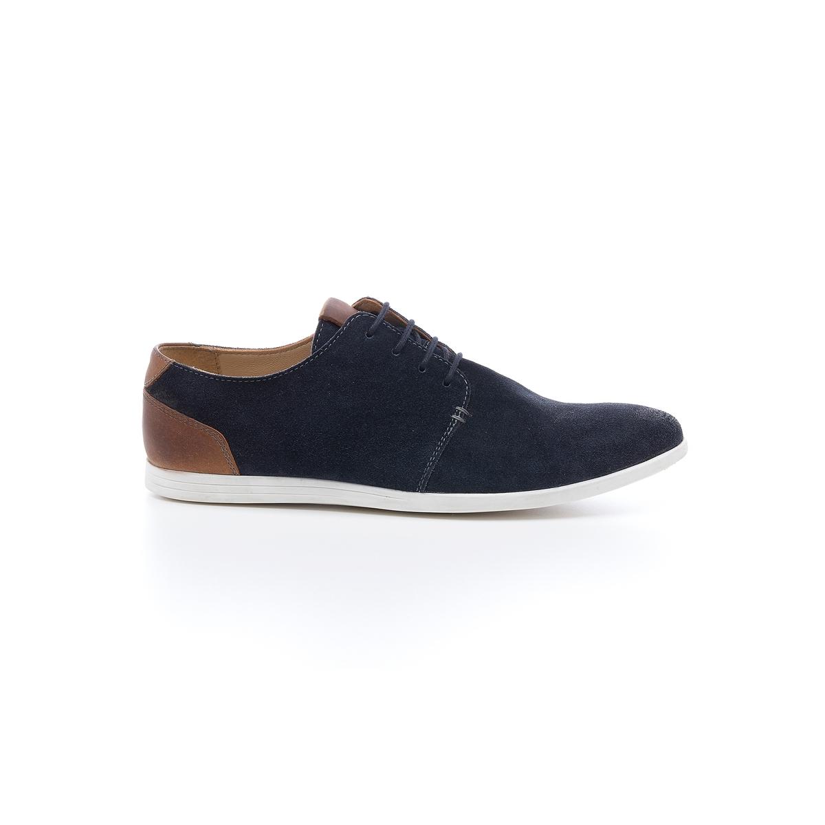 Ботинки-дерби кожаные Doug ботинки дерби кожаные