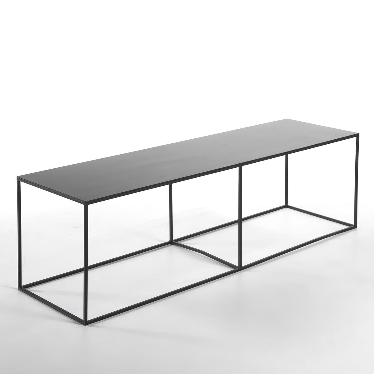 Скамья, прикроватный столик из металла, Romy штора bartica quelle quelle 770777 в ш ок 175 140 см