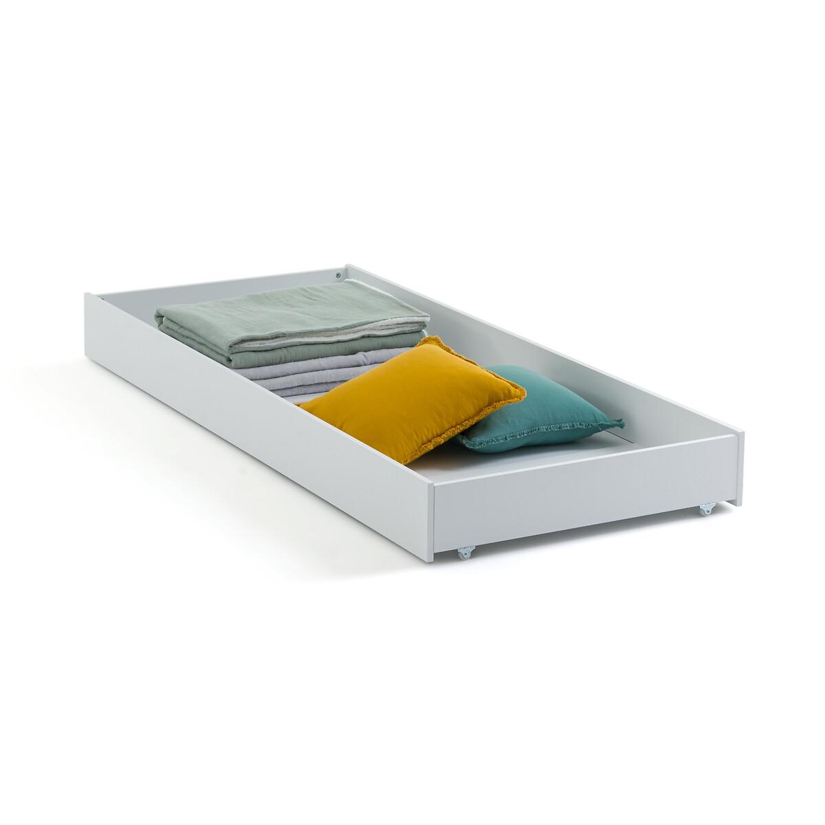 Ящик LaRedoute Для банкетки Leeds 90 x 190 см белый