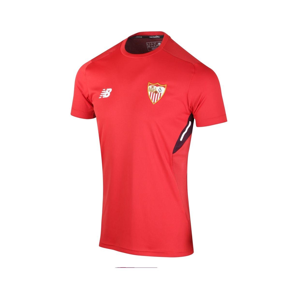 Maillot Entraînement FC Séville Rouge