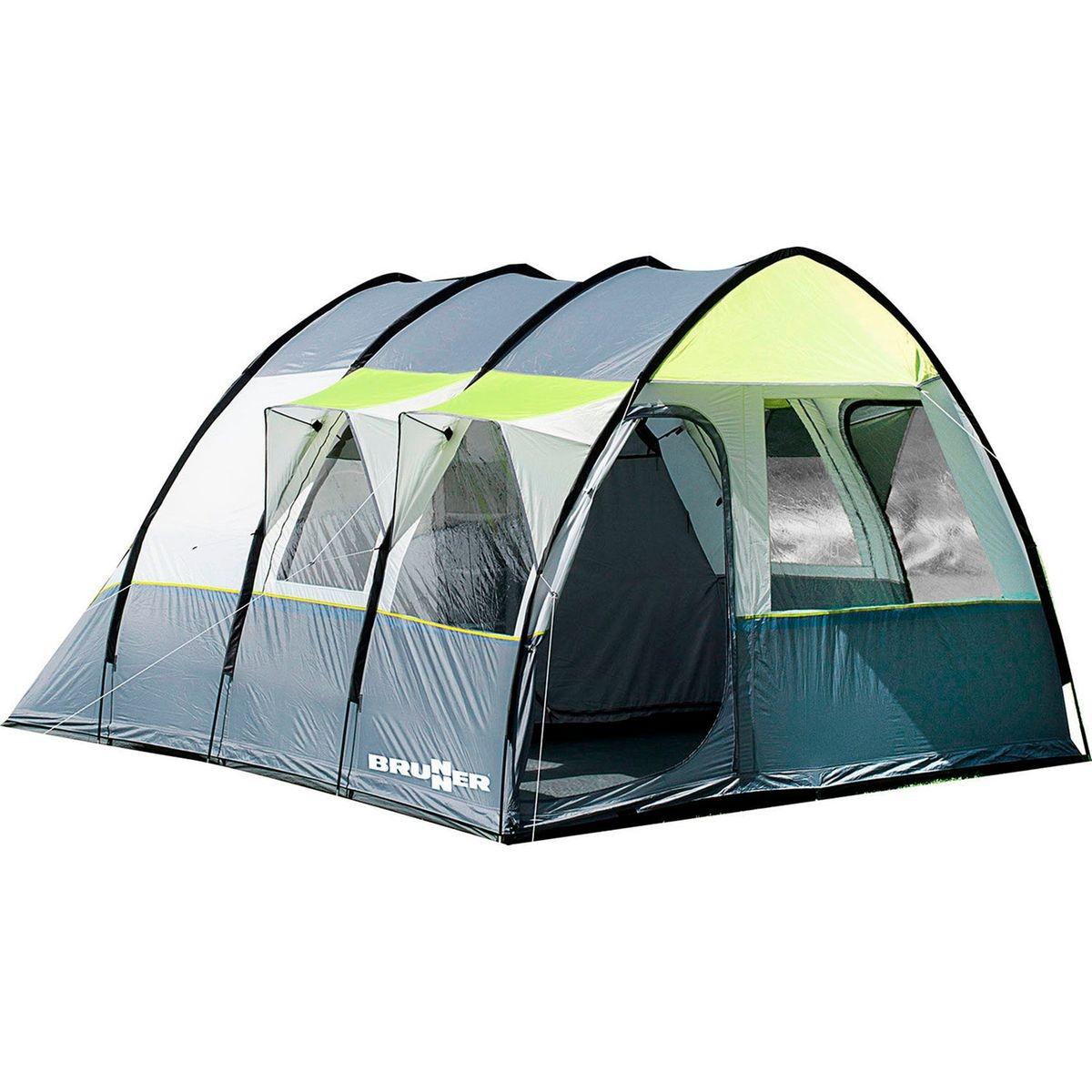 Wigwam 5 - Tente - gris/vert