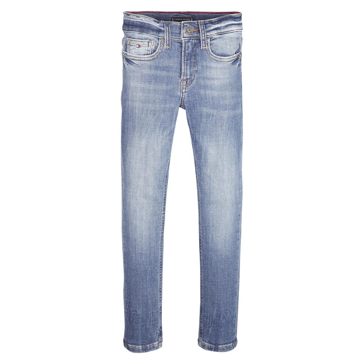 Jeans slim, 12-16 anos