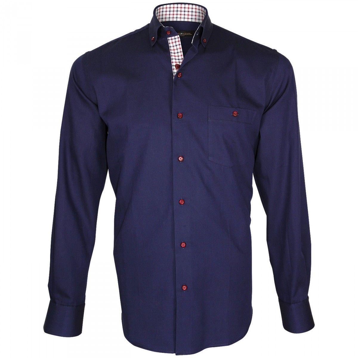 chemise oxford vichy montecassino