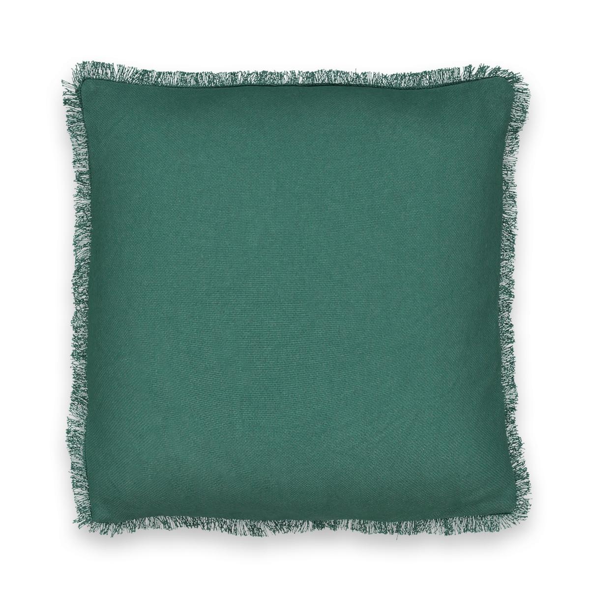 Чехол на подушку из плетеного хлопка PANAMA цена