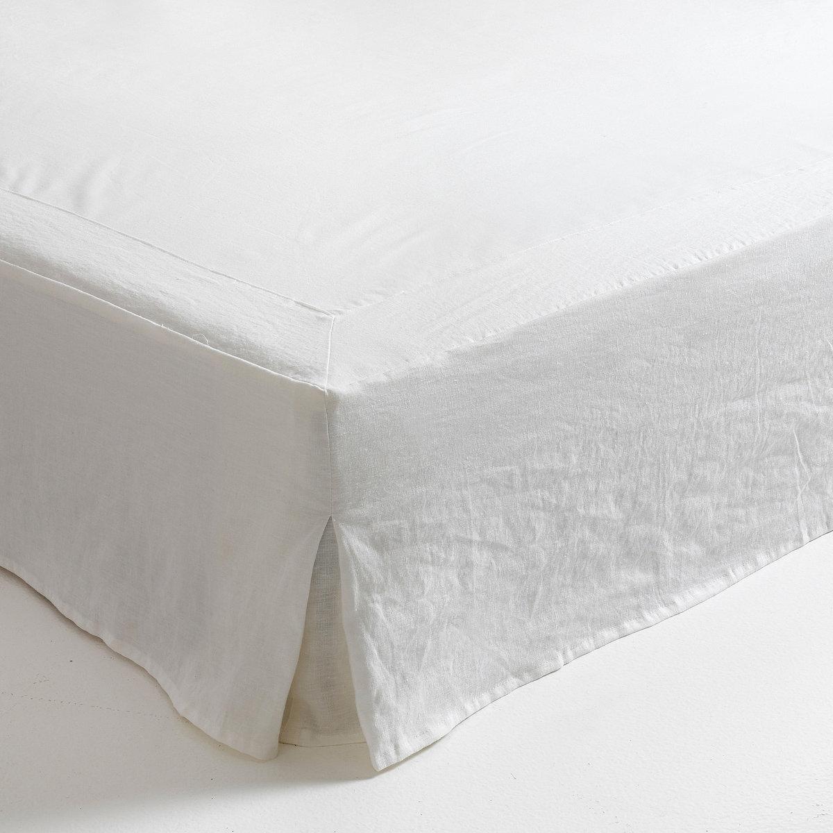 Чехол для кровати из пеньки/хлопка, Linéo