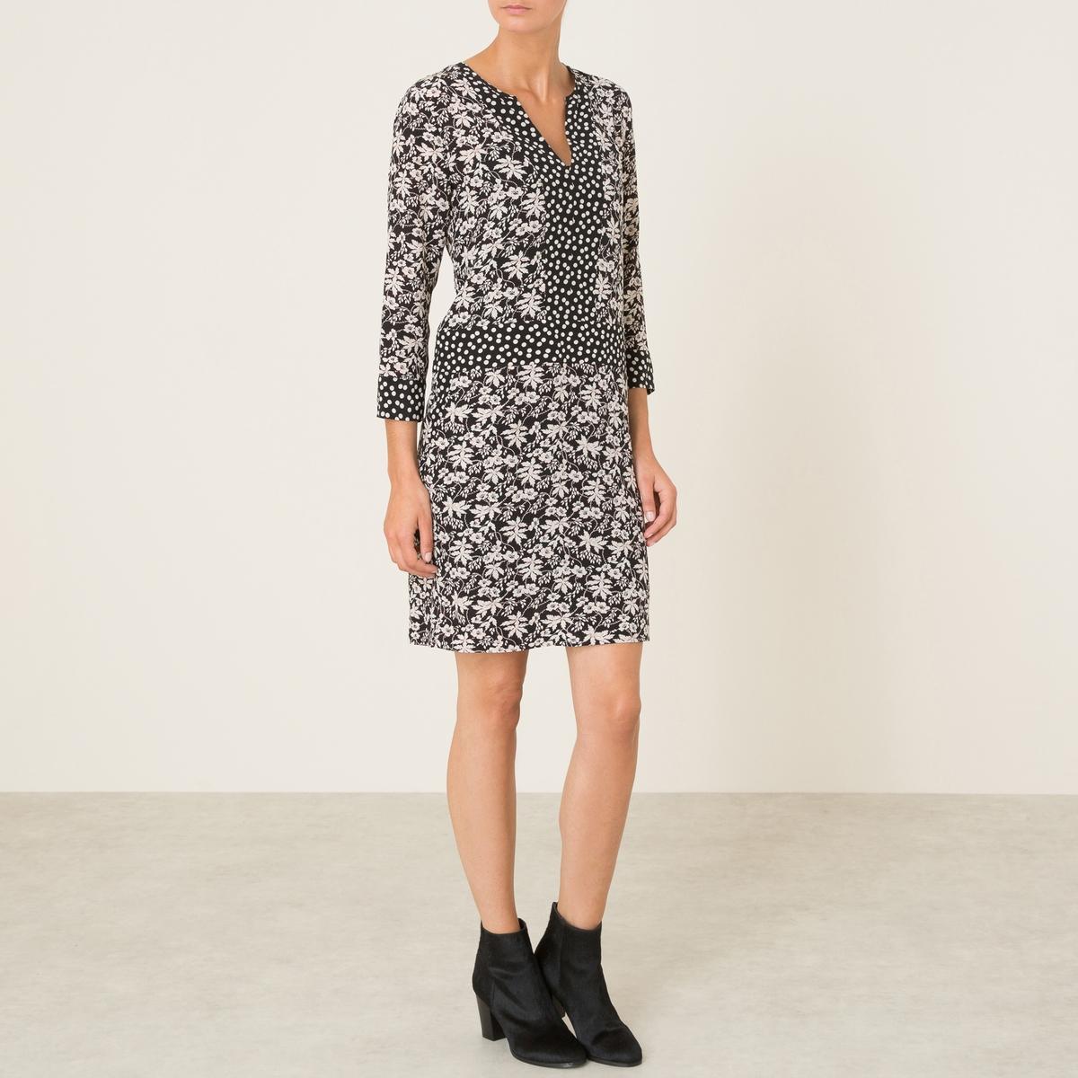 Платье из шелкаСостав и описание Материал : 100% шелкМарка : STELLA FOREST<br><br>Цвет: черный