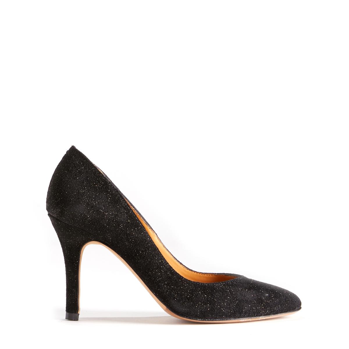Туфли-лодочки с блёстками туфли лодочки на высоком каблуке tamaris туфли лодочки на высоком каблуке