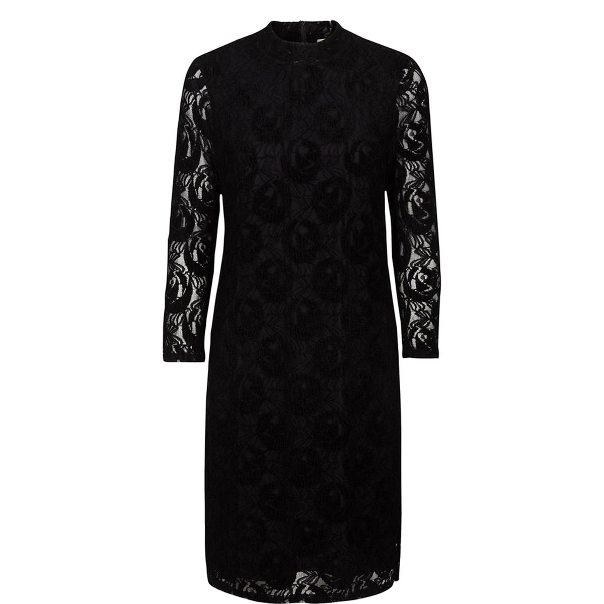 Платье из кружева OribellaСостав и описаниеМатериал : 47% полиэстера, 45% полиамида, 8% эластанаМарка : N?mphМодель : OribellaУходСледуйте рекомендациям по уходу, указанным на этикетке изделия<br><br>Цвет: черный<br>Размер: 40 (FR) - 46 (RUS)