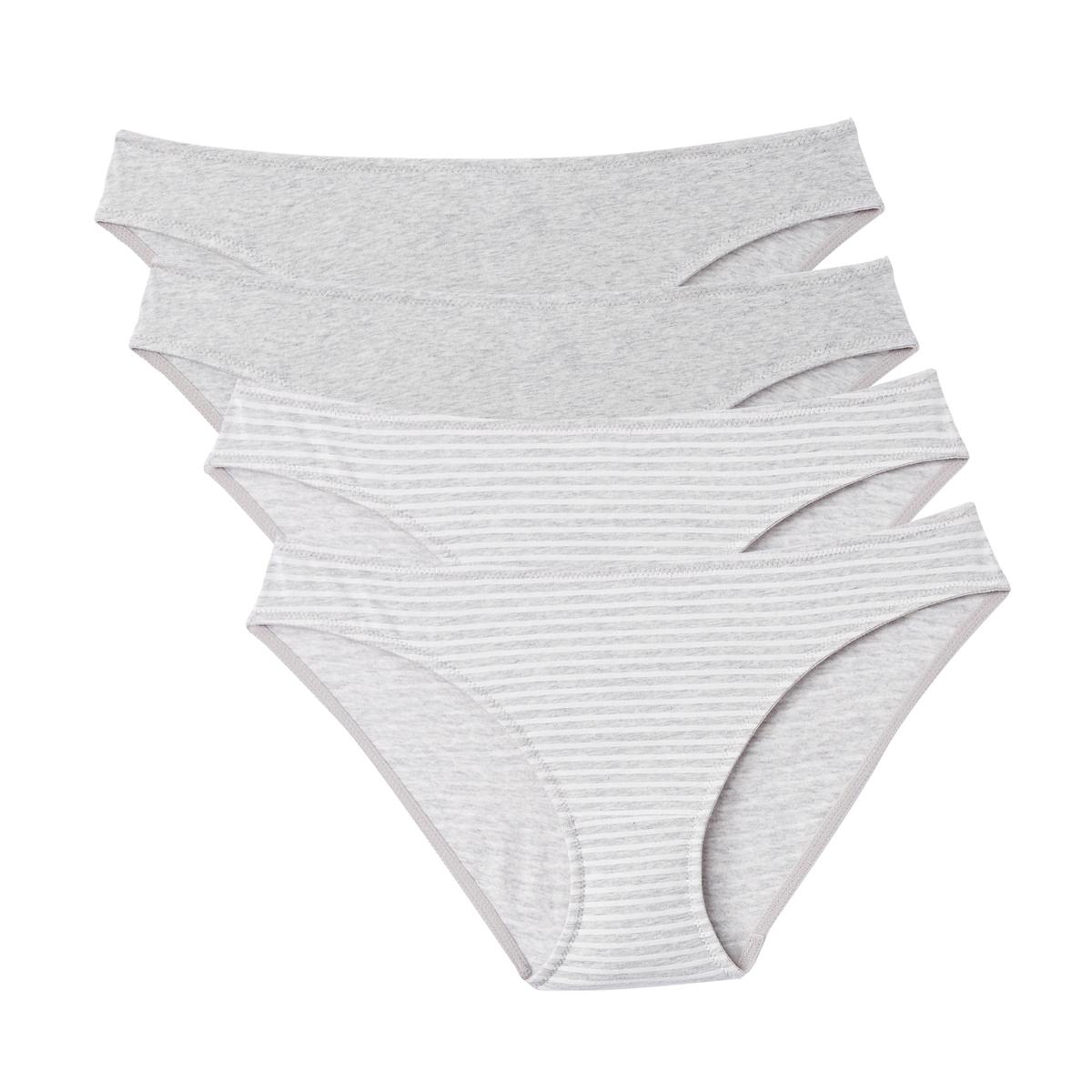4 трусов-слипов из хлопка для беременных брюки для беременных topshop 4 22