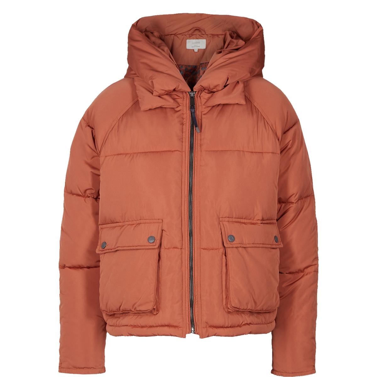 Куртка стеганая оверсайз