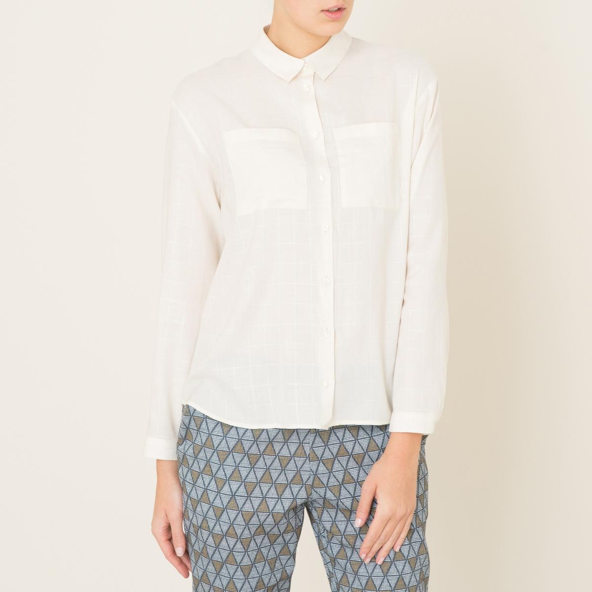 Рубашка в клетку рубашка harris wilson harris wilson ha019emqpi74