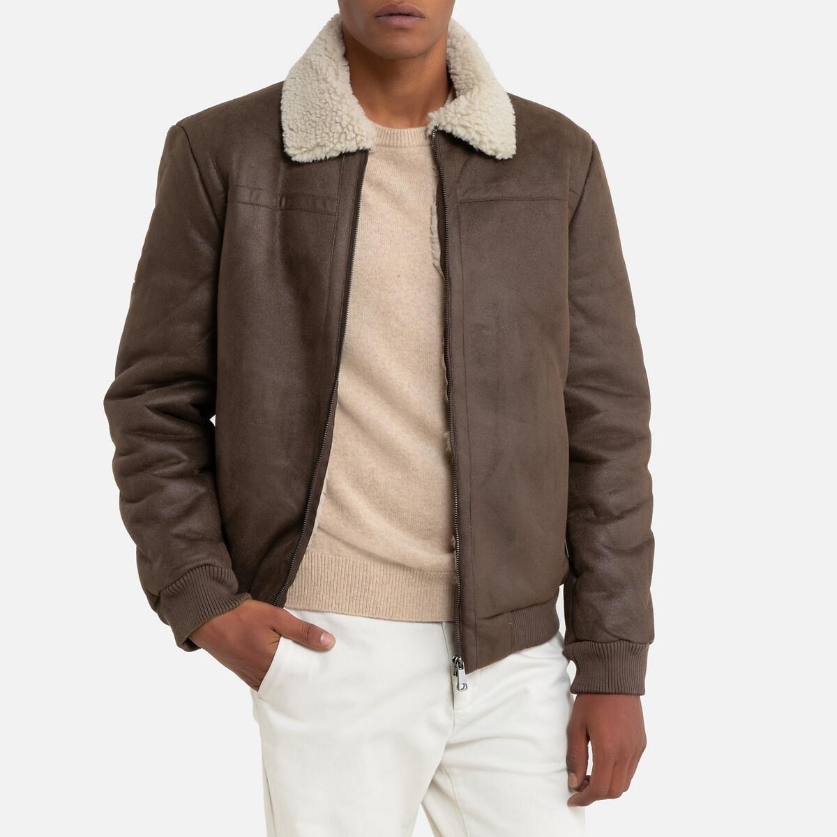 Куртка La Redoute La Redoute XXL каштановый куртка la redoute тонкая непромокаемая maxime xxl синий