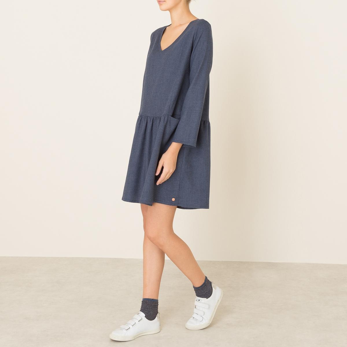 Платье-миди VAMPOO от La Redoute